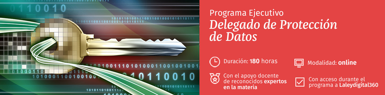 Programa Ejecutivo Data Protection Officer (DPD)